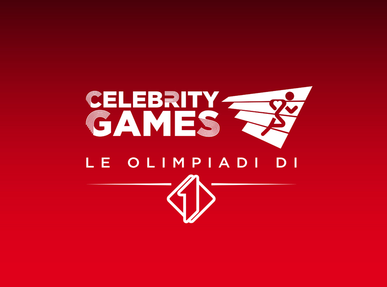 Celebrity Games logo (negative)
